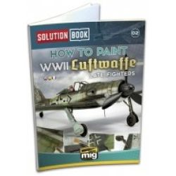 HOW TO PAINT WWII LUFTWAFFE LATE FIGHTERS    SB02