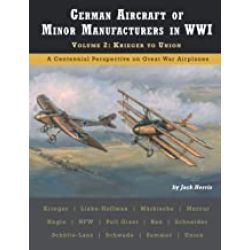 GERMAN AIRCRAFT OF MINOR MANUFACTURERS IN WWI  02