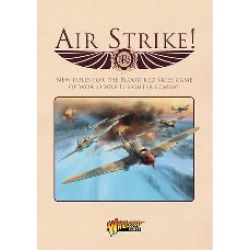 AIR STRIKE ! NEW RULES FOR BLOOD RED SKIES GAME