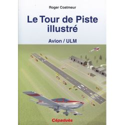 LE TOUR DE PISTE ILLUSTRE-AVION/ULM