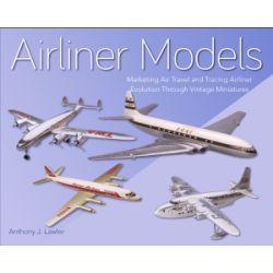 AIRLINER MODELS-MARKETING AIR TRAVEL AND TRACING..