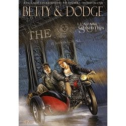 BETTY & DODGE CYCLE 1-L'AFFAIRE MANHATTAN