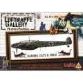 LUFTWAFFE GALLERY 5-RAINING CATS & DOGS