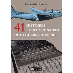 41 HISTOIRES EXTRAORDINAIRES GUERRE INVISIBLE-GL