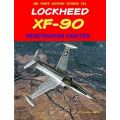LOCKHEED XF-90 PENETRATION FIGHTER/ AF LEGENDS 222