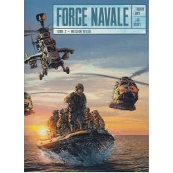 FORCE NAVALE TOME 2-MISSION RESCO         GLENAT