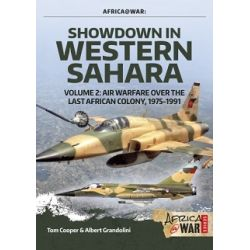 SHOWDOWN IN WESTERN SAHARA VOL 2    AFRICA@WAR 44
