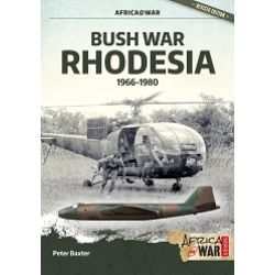 BUSH WAR RHODESIA 1966-80        AFRICA@WAR 46