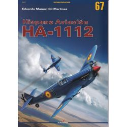 HISPANO AVIACION HA-112            MONOGRAPHS 67