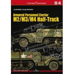 ARMORED PERSONNEL CARRIER M2/M3/M4 HALFTRACK TP 84