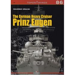 THE GERMAN HEAVY CRUISER PRINZ EUGEN-TOPDRAWINGS86