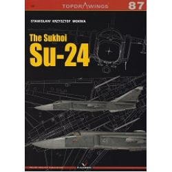 THE SUKHOI SU-24                  TOPDRAWINGS 87
