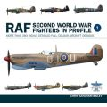 RAF SECOND WORLD WAR FIGHTERS IN PROFILE 1