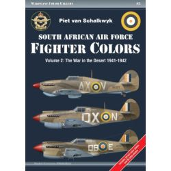 SOUTH AFRICAN AIR FORCE FIGHTER COLORS VOL 2