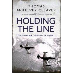 HOLDING THE LINE-THE NAVAL AIR CAMPAIGN IN KOREA