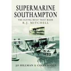 SUPERMARINE SOUTHAMPTON-THE FLYING BOAT THAT MADE.