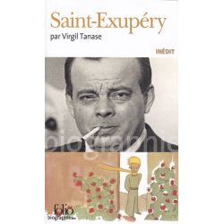 SAINT-EXUPERY                    FOLIO BIOGRAPHIES