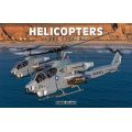HELICOPTERS SPARTA CALENDARS 2020