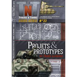 TNT HS 33-PROJETS/PROTOTYPES ARMEE ALLEMANDE T2