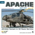APACHE IN DETAIL PART ONE/AH-64A VARIANT     B018