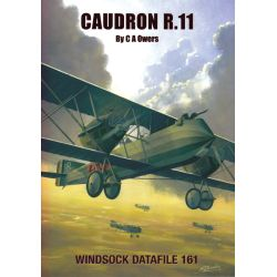 CAUDRON R.11                 WINDSOCK DATAFILE 161