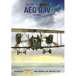 AEG G.IV                BUILDING THE WINGNUT WINGS