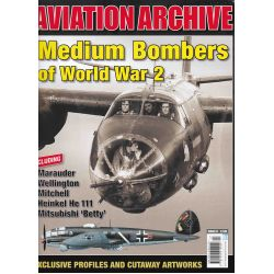 MEDIUM BOMBER OF WWII          AVIATION ARCHIVE 31