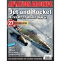 JET AND ROCKET AIRCRAFT OF WWII  AVIATION ARCH. 34