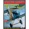 RAF CENTENARY 100 FAMOUS AIRCRAFT VOL I
