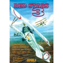 RED STAR 3 CAMOUFLAGE/MARKINGS RUSSIAN UNTIL 41AOY