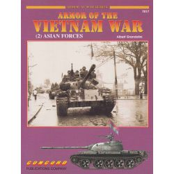 ARMOR OF THE VIETNAM: ASIAN FORCES            7017