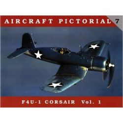 F4U-1 CORSAIR VOL.1           AIRCRAFT PICTORIAL 7