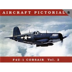F4U-1 CORSAIR VOL.2           AIRCRAFT PICTORIAL 8