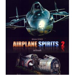 AIRPLANE SPIRITS 2 - ARTBOOK          ED. ALTITUDE