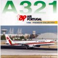 A321 AIR PORTUGAL        PREMIERE COLLECTION 1/400