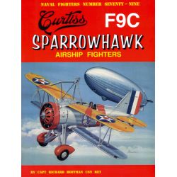 CURTISS F9C SPARROWHAWK AIRSHIP FIGHTERS  NAVAL 79