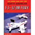 NORTH AMERICAN FJ-3/3M FURY      NAVAL FIGHTERS 88
