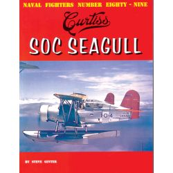 CURTISS SOC SEAGULL              NAVAL FIGHTERS 89