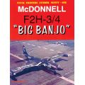 MCDONNELL F2H-3/4 BIG BANJO    NAVAL FIGHTERS 91