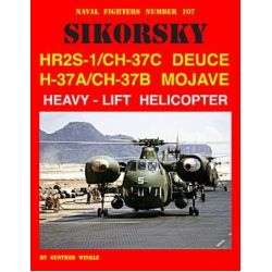 SIKORSKY DEUCE/MOJAVE HEAVY-LIFT HELICOPTER NF 107