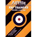 RAF TRAINERS VOLUME 1 : 1918-1945          AIRFILE