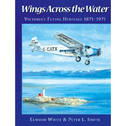 WINGS ACROSS THE WATER          HARBOUR PUBLISHING