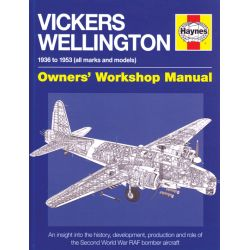 VICKERS WELLINGTON 1936 TO 1953                OWM