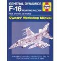 GENERAL DYNAMICS F-16 FIGHTING FALCON - OWNERS'WM