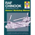 RAF CHINOOK MANUAL 1980 ONWARDS (HC-1 TO HC-6) OWM