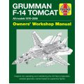 GRUMMAN F-14 TOMCAT MANUAL ALL MODELS 1970 - 2006