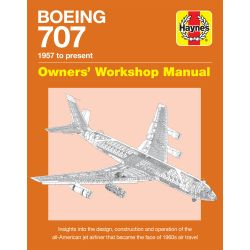 BOEING 707 MANUAL 1957 TO PRESENT