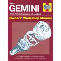 NASA GEMINI MANUAL 1965-1966            OWM