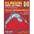 KLINGON BIRD OF PREY MANUAL