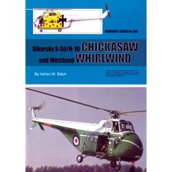 SIKORSKY S-55/H-19 CHICKASAW...       WARPAINT 106